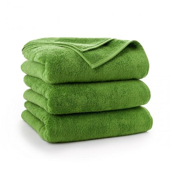 Ręcznik bawełniany zielony Kiwi Groszkowy