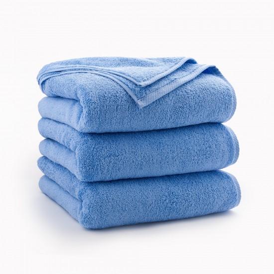 Ręcznik bawełniany niebieski Kiwi Niebieski