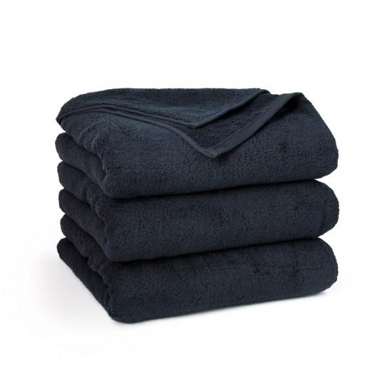 Ręcznik bawełniany czarny Kiwi Czarny