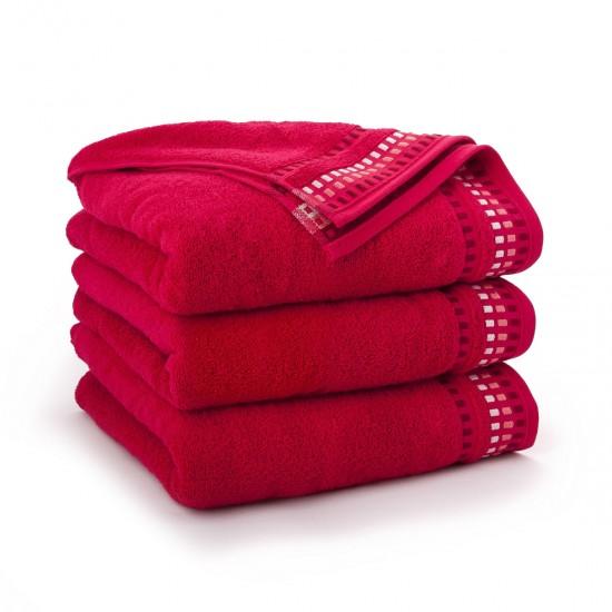 Ręcznik bawełniany  Wena Czerwony