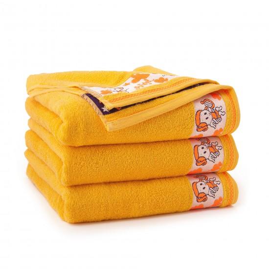Ręcznik dla dzieci Angelina Słonecznikowy
