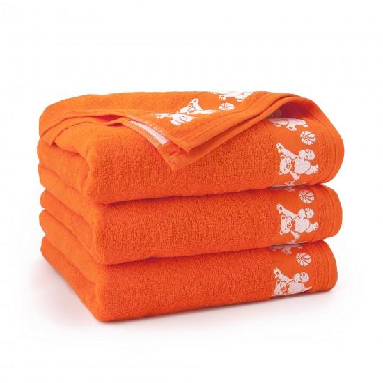 Ręcznik dla dzieci Balu Marchewkowy