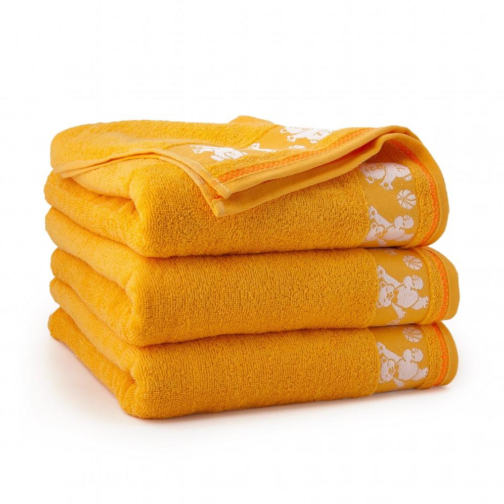 Ręcznik dla dzieci Balu Słonecznikowy