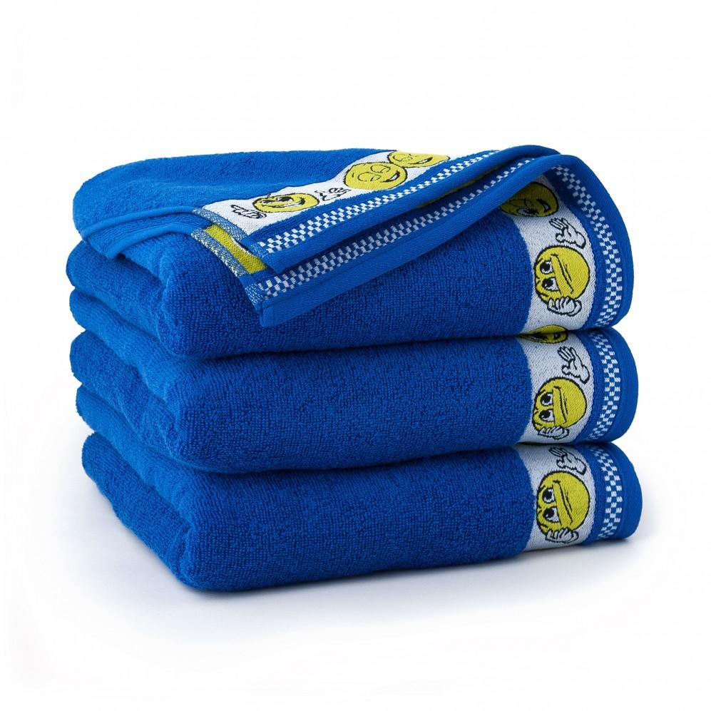 Ręcznik dla dzieci Emotikony Chaber