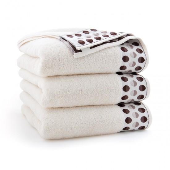 Ręcznik bawełniany Zen Kremowy
