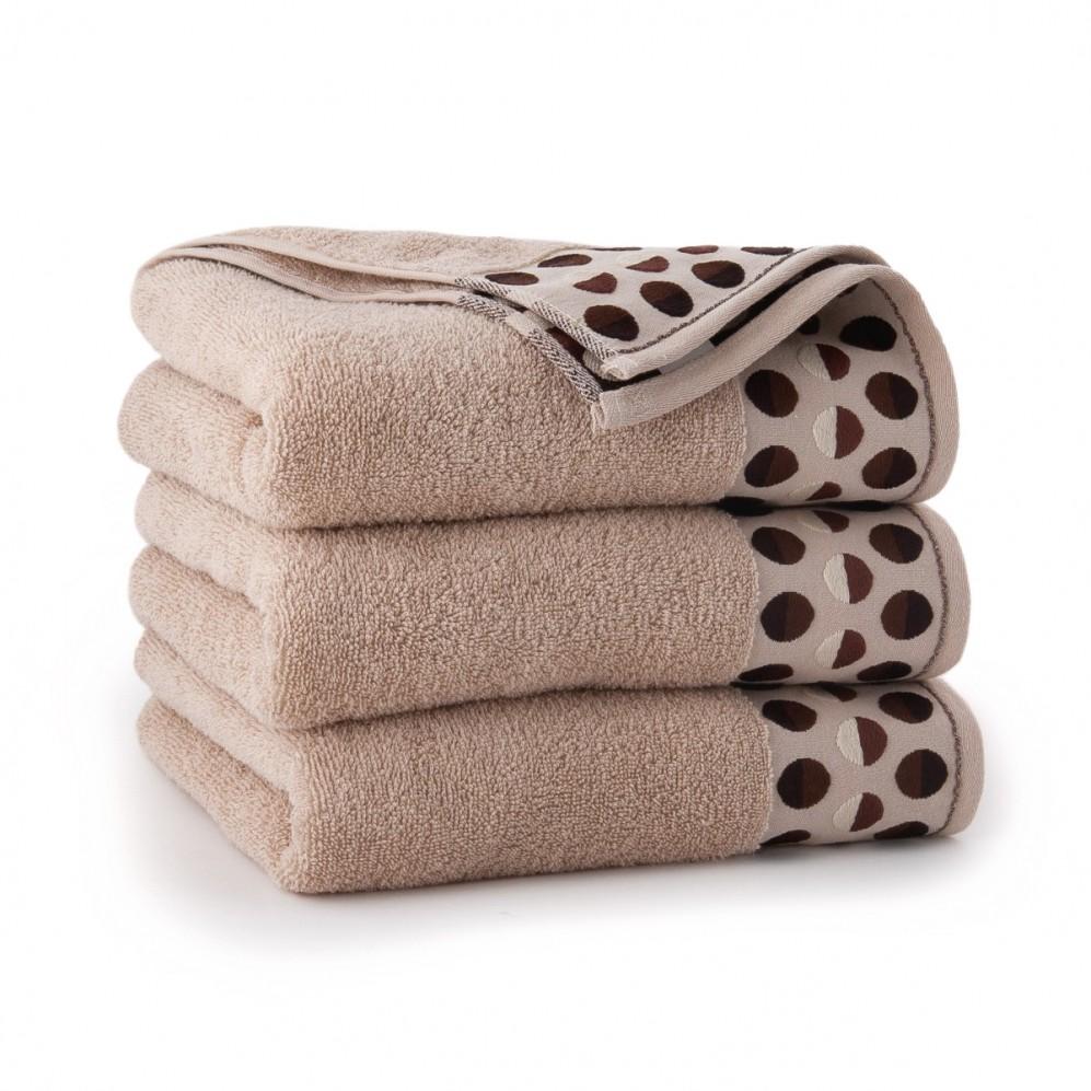 Ręcznik bawełniany Zen Beżowy
