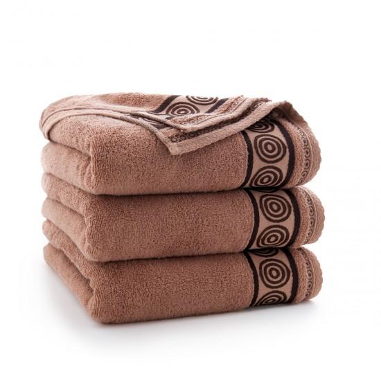 Ręcznik bawełniany Rondo Kakaowy