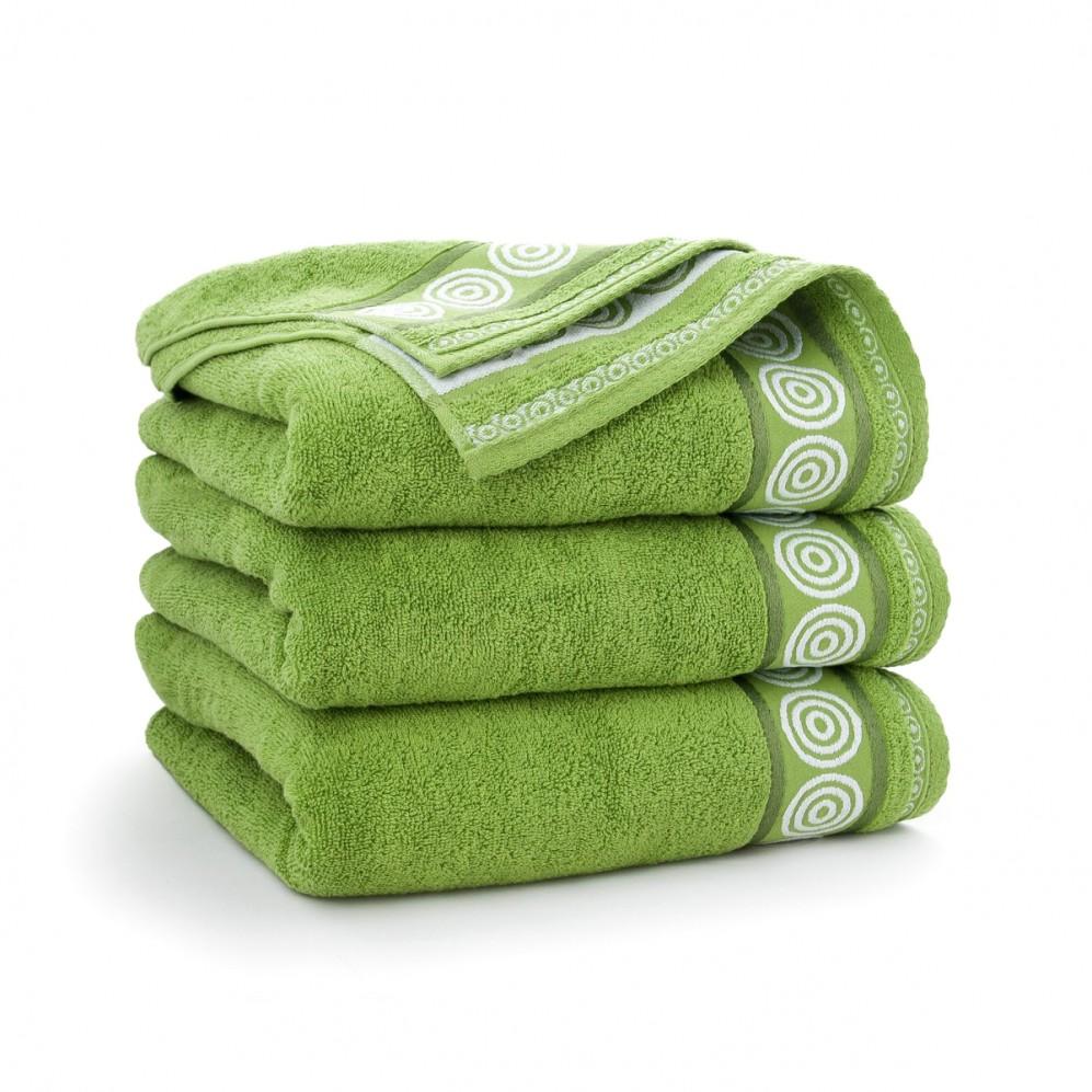 Ręcznik bawełniany Rondo Groszkowy