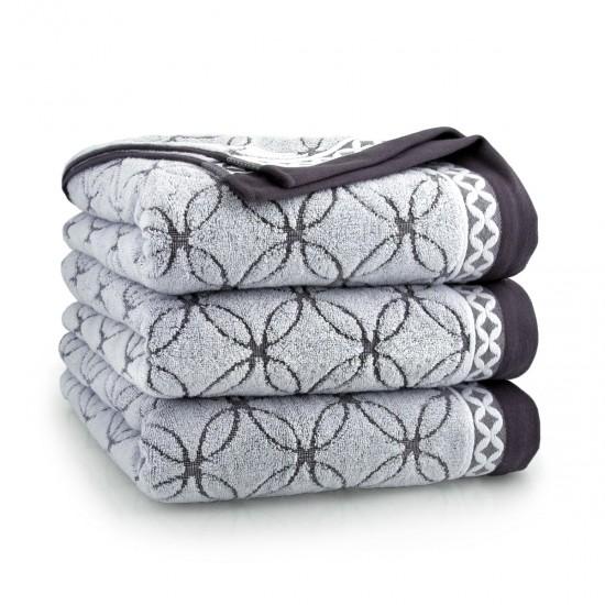 Ręcznik bawełniany Gobi Szary
