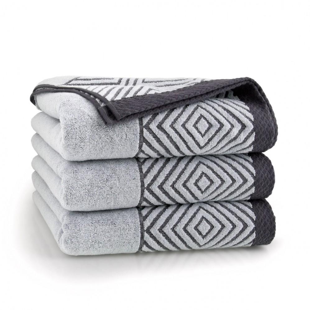 Ręcznik bawełniany Sonora Szary