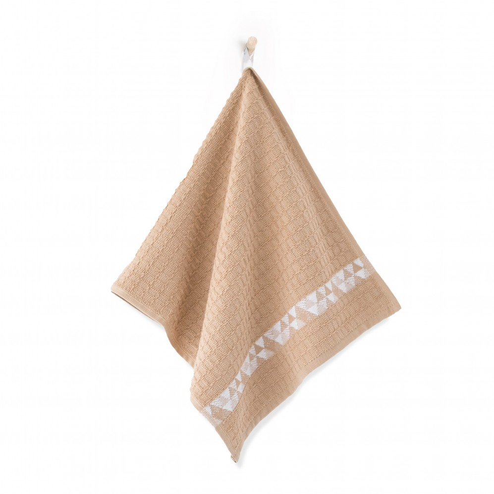 Ręcznik kuchenny Romby Nugat