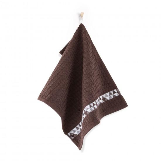 Ręcznik kuchenny Romby Dąb