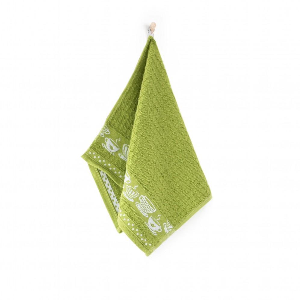 Ręcznik kuchenny Herbata Zielony