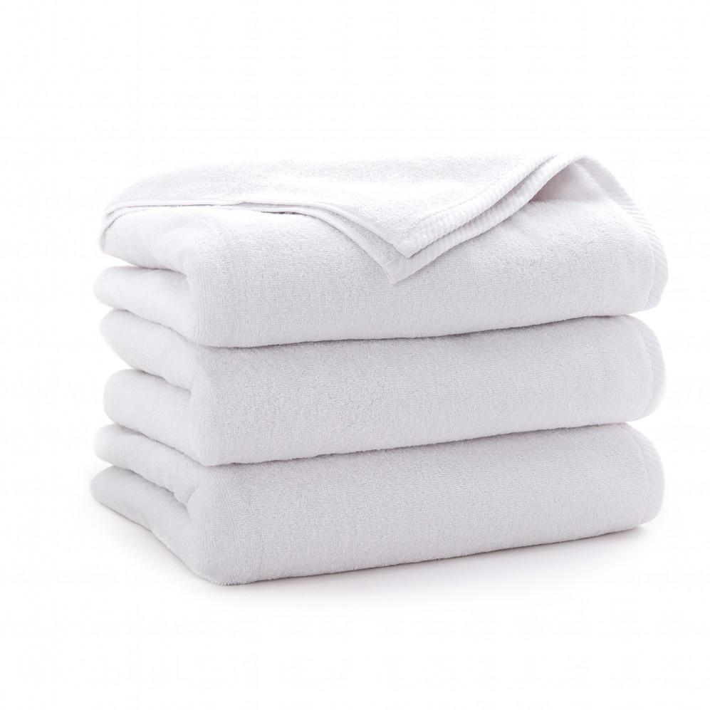 Ręcznik bawełniany Hotel Exclusive Biały