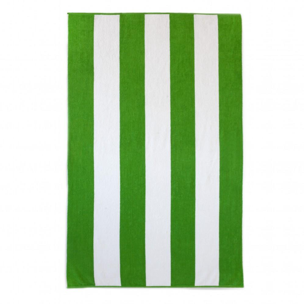 Ręcznik plażowy Neon Zielony