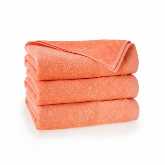 Ręcznik bawełniany Diament Koralowy