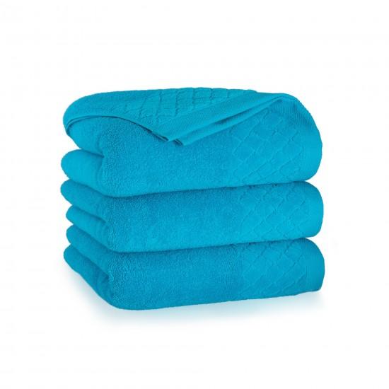 Ręcznik bawełniany Diament Cyjan