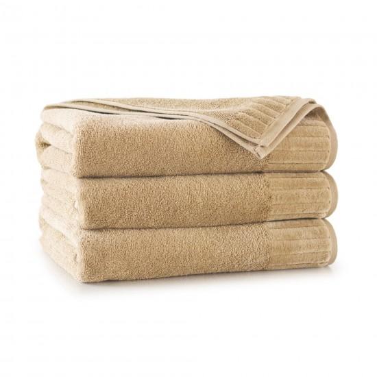 Ręcznik bawełniany Pacyfik Nugat AG