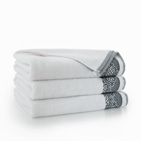 Ręcznik bawełniany Persja Biały