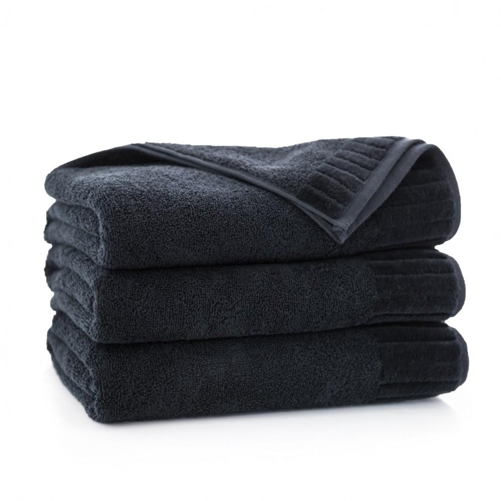 Ręcznik bawełniany Pacyfik Czarny