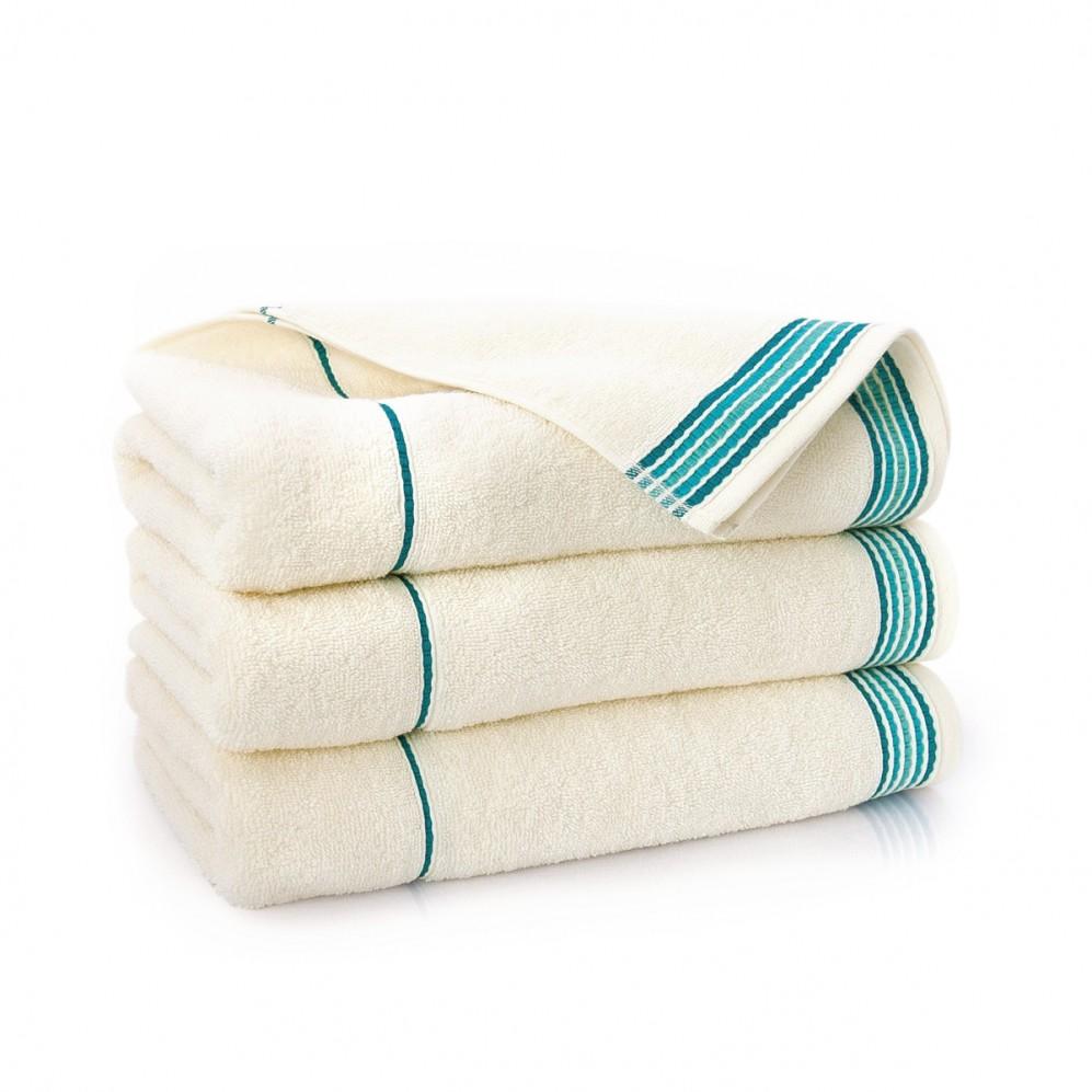 Ręcznik bawełniany Presto Ecru