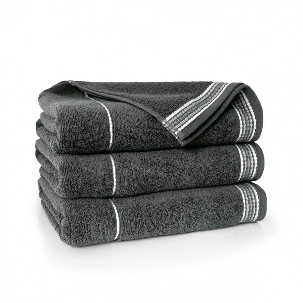 Ręcznik bawełniany Presto Grafit