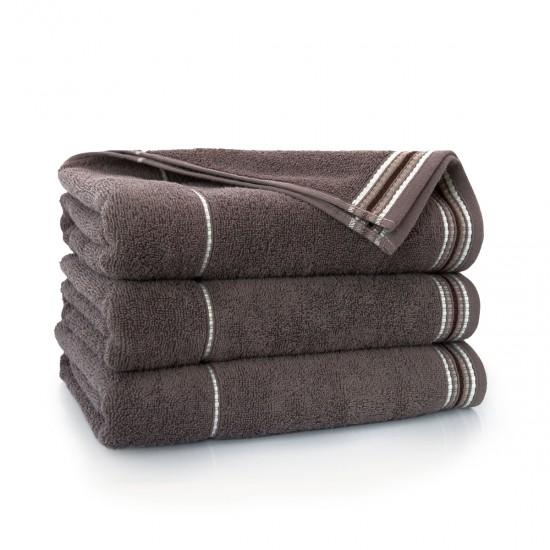 Ręcznik bawełniany Presto Taupe