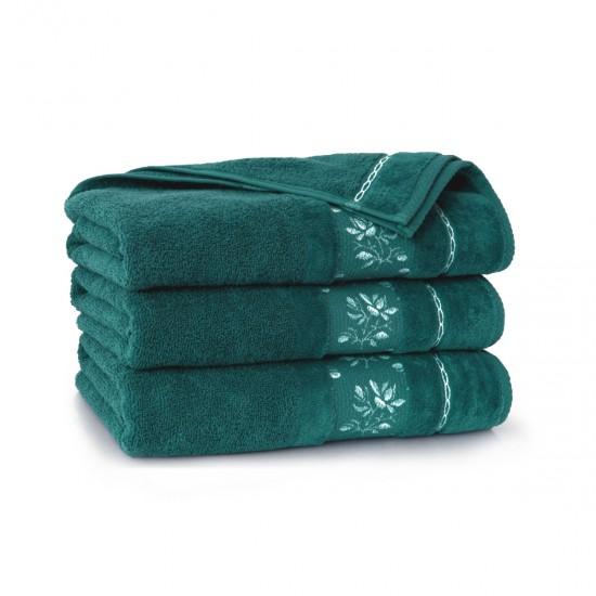 Ręcznk bawełniany Azalia Agat