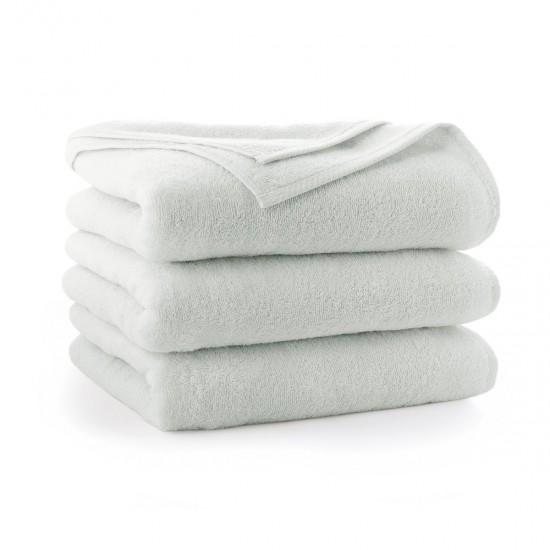 Ręcznik bawełniany szary Liczi Stalowy