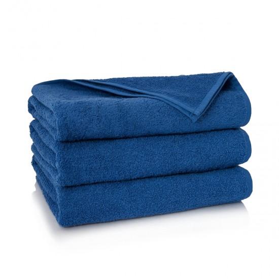 Ręcznik bawełniany niebieski Liczi Chaber