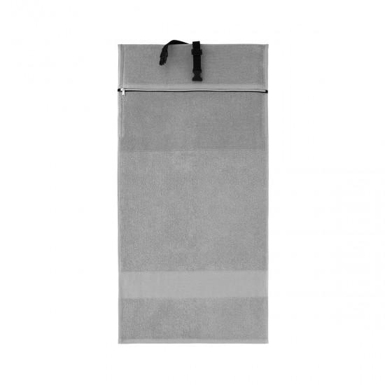 Ręcznik na siłownię szary Fit Towel Jasny Grafit