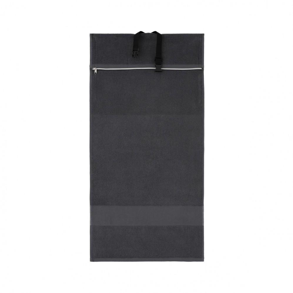 Ręcznik na siłownię szary Fit Towel Grafit