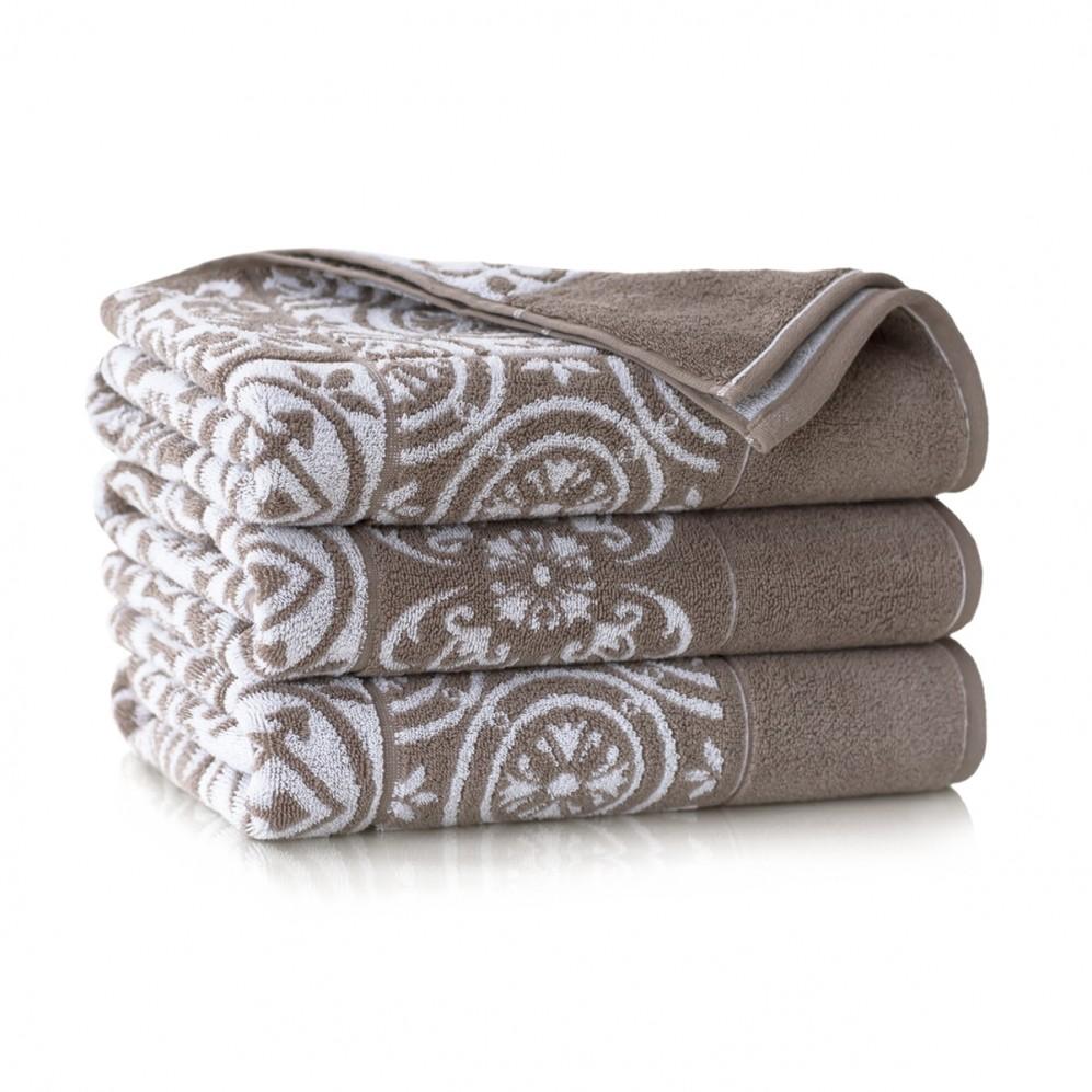 Ręcznik bawełniany Enrica Beżowy