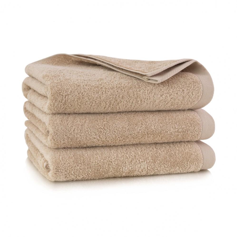 Ręcznik bawełniany Evita Beż