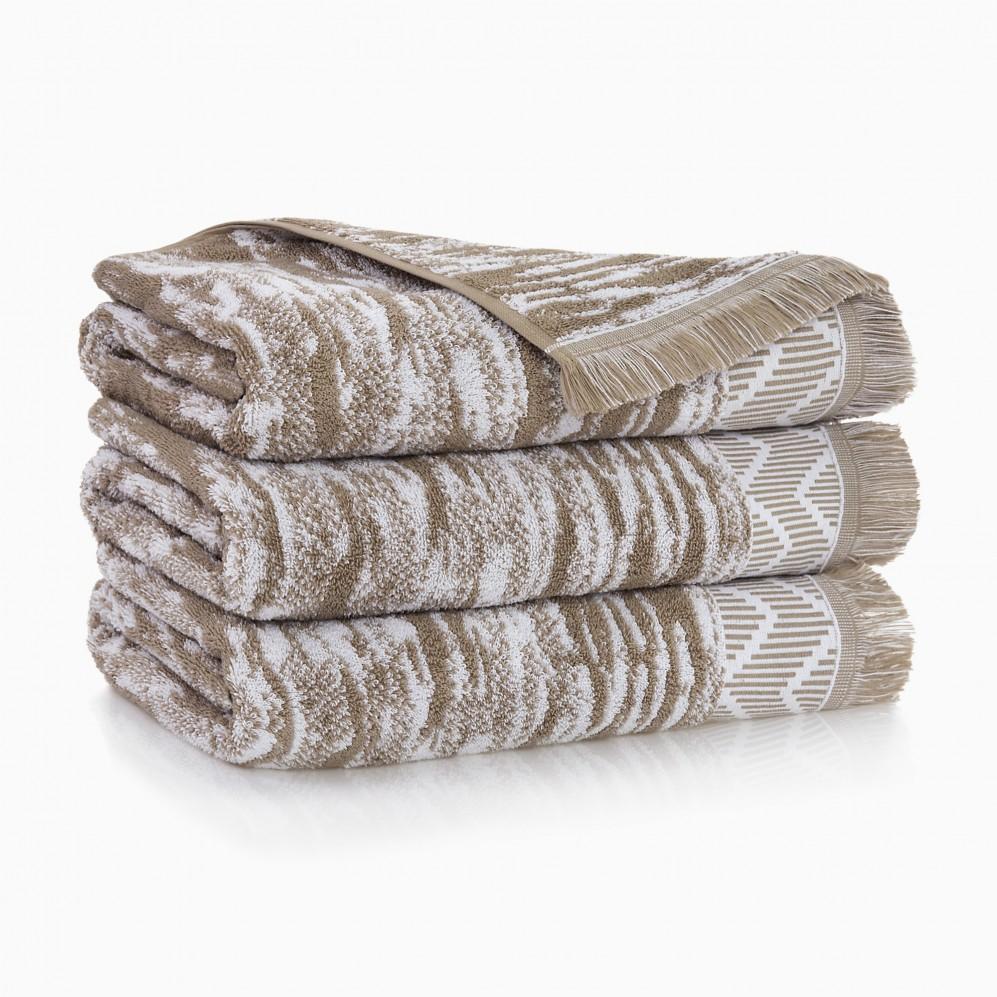 Ręcznik bawełniany Indiana Beżowy