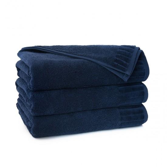 Ręcznik bawełniany niebieski Pacyfik Atrament AG