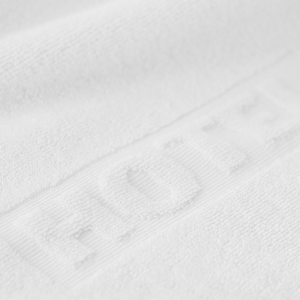 Ręcznik bawełniany Lemon 12 Biały