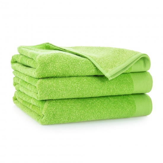 Ręcznik bawełniany zielony Active 1 AG