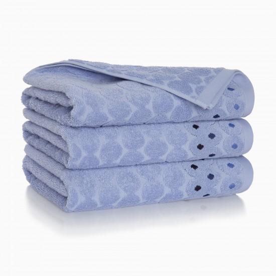 Ręcznik bawełniany niebieski Kolia Arktyczny