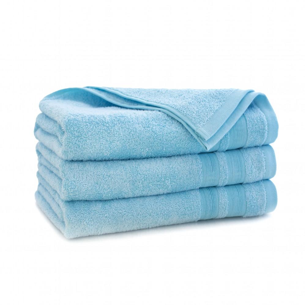 Ręcznik Ręcznik bambusowy frotte Ariel Cyjan