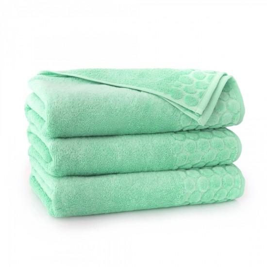 Ręcznik bawełniany zielony Pastela Akwamaryna AG