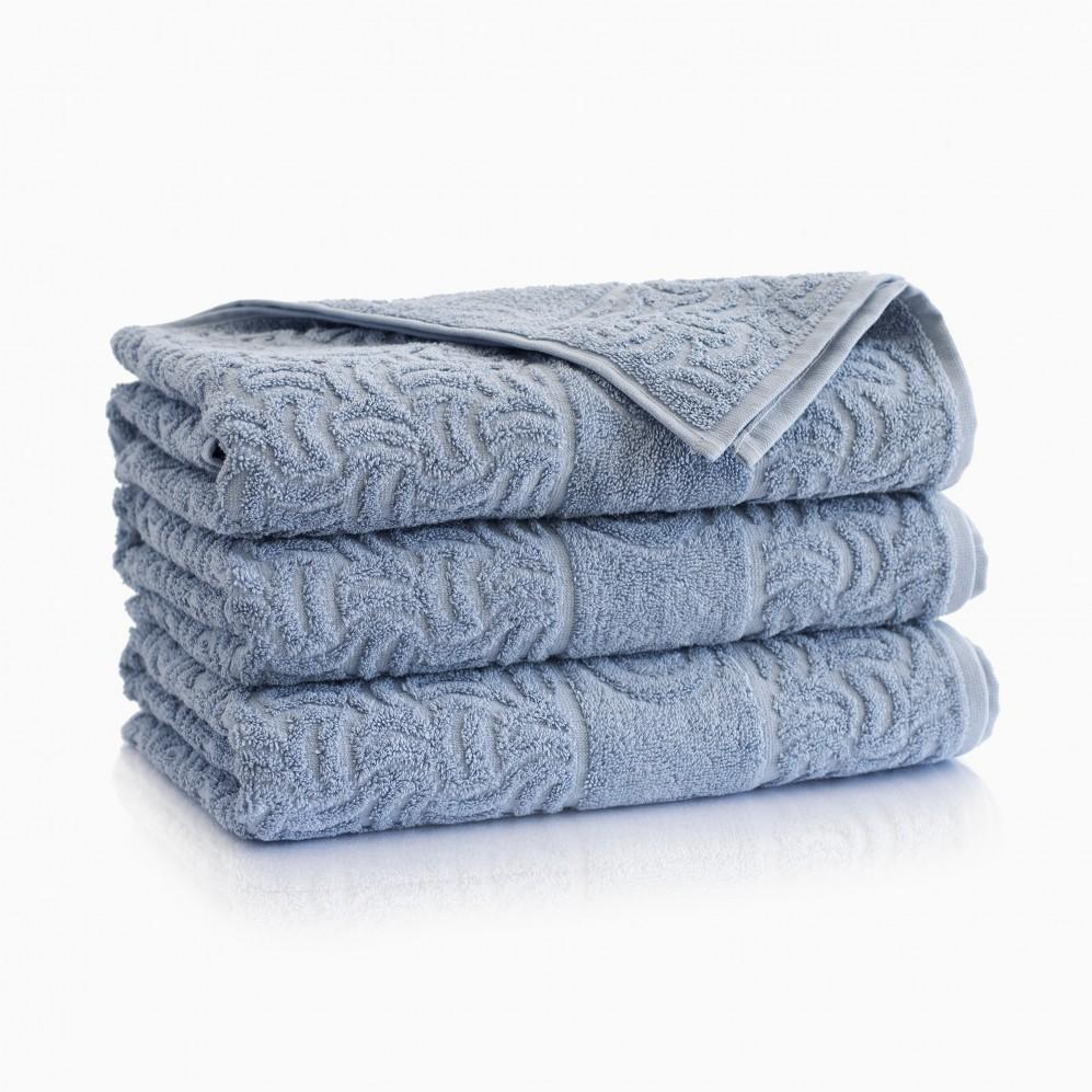 Ręcznik bawełniany Morwa Srebrny