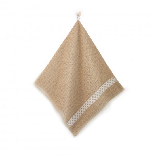 Ręcznik kuchenny Kropki Nugat