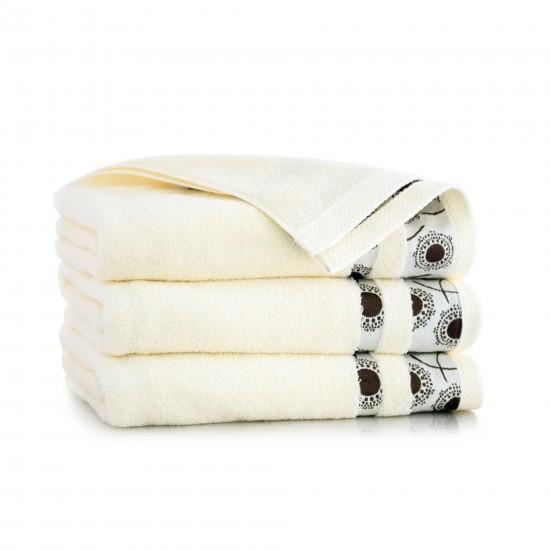 Ręcznik bawełniany Natura Ecru