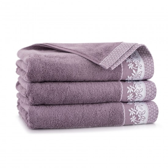 Ręcznik bawełniany Laura Hiacynt