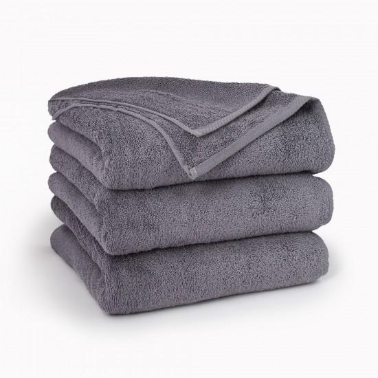 Ręcznik bawełniany Liczi Grafit