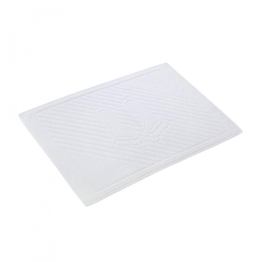 Dywanik łazienkowy Armeria Biały