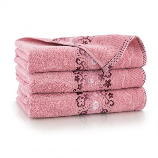 Ręcznik bawełniany Victoria Róż
