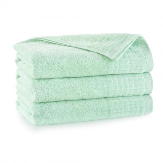 Ręcznik welurowy Paulo 3 Zieleń jaśminowa