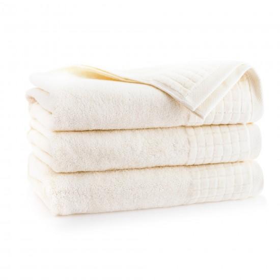 Ręcznik welurowy Paulo 3 Kremowy